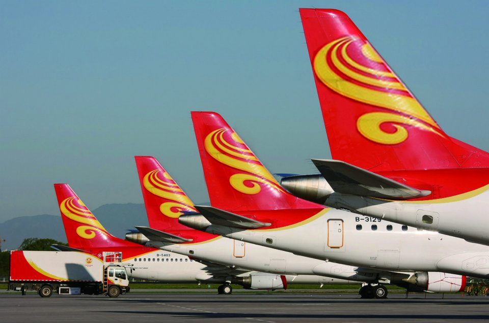 Hainan Airlines will start flying three times a week from Beijing to Bali.