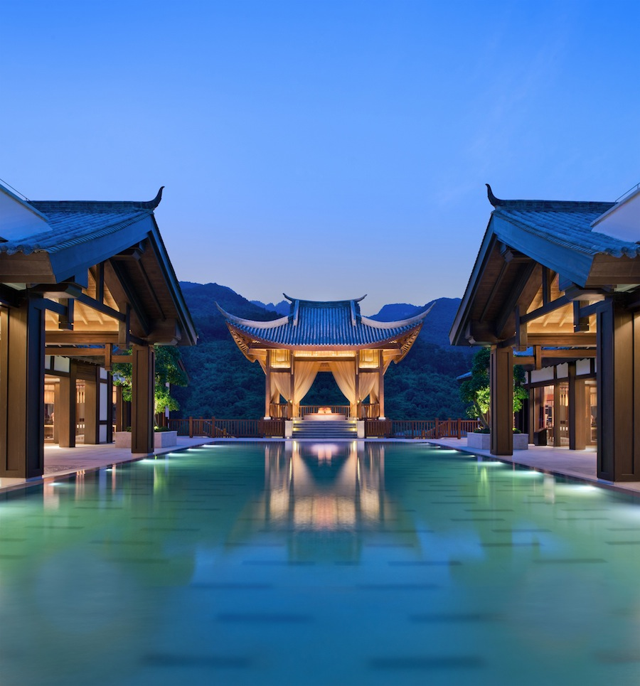 Banyan Tree Chongqing Beibei offers peace, calm, and relaxation.