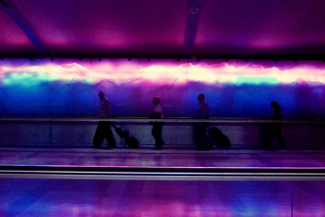 American travelers plan to travel more in 2013. Photo by SJ Carey