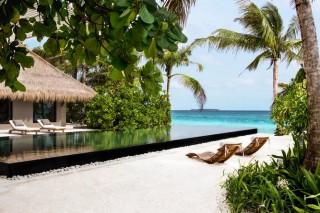 12.5-meter-long private swimming pool.
