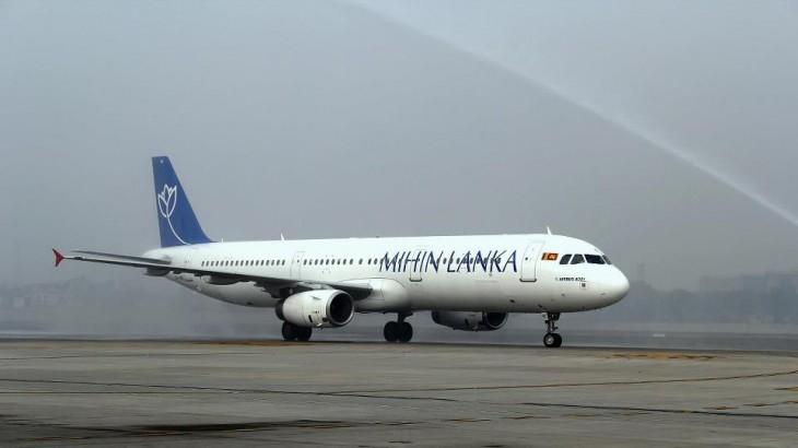 Jakarta is Mihin Lanka's only Southeast Asian destination.