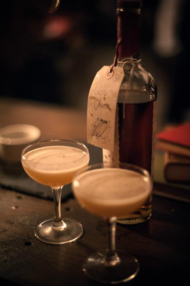 The bar also hosts a fortnightly rum club.