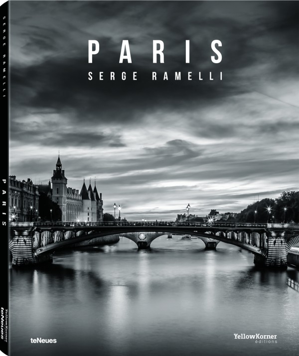 © Paris by Serge Ramelli, published by teNeues, www.teneues.com. CONCIERGERIE, Photo © 2015 Serge Ramelli and YellowKorner. All rights reserved.