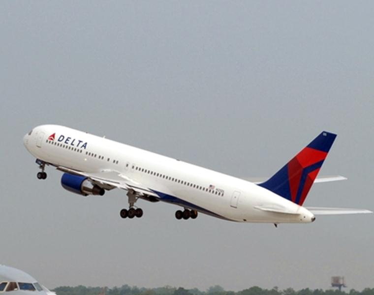 Delta will use a Boeing 767-300 for the codeshare route.