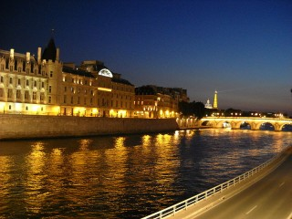 Off-Paris Seine River will be located on the 13th Arrondissement of Paris.