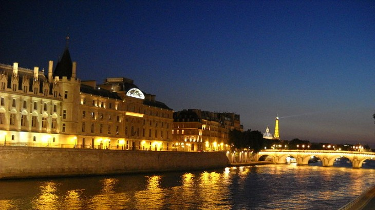 Off-Paris Seine River will be located on the 13th Arrondissement of Paris.