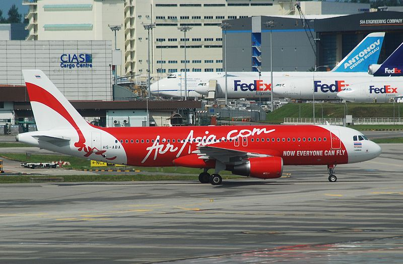 AirAsia's Airbus A320 will service the route.