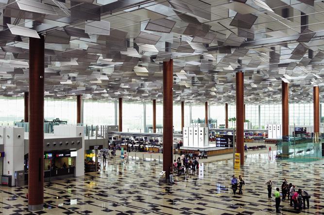 Changi Airport's Terminal 3