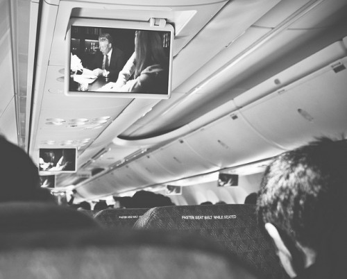In flight entertainment is getting an upgrade through a new partnership. Image by Stay Winsee