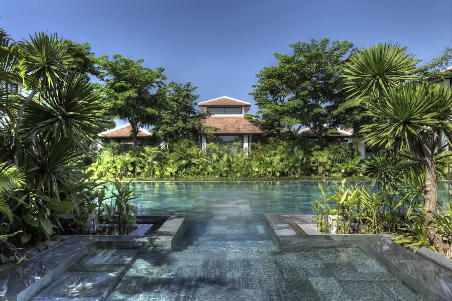 Fusion Maia Da Nang is Asia's first all-inclusive spa resort.