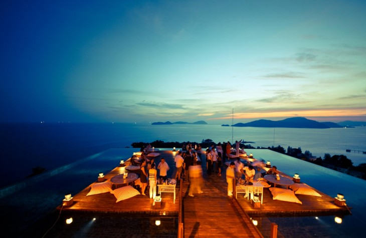 Sri panwa Hotel in Phuket, available on Hotel Quickly's mobile app.