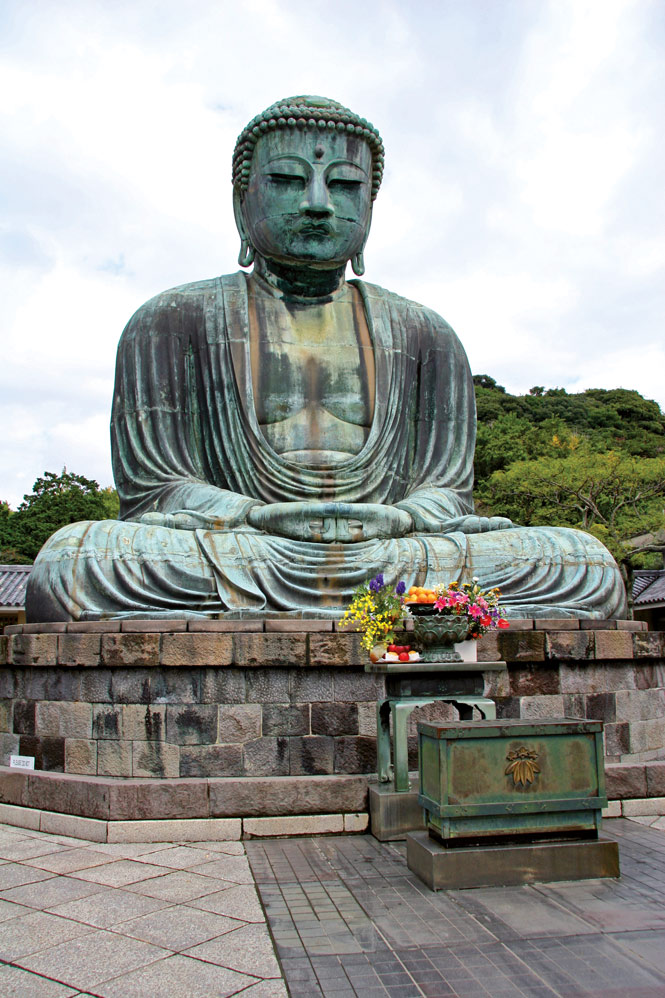 The Daibutsu
