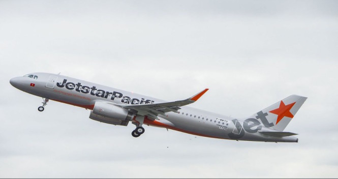 Jetstar has just ordered new jets from Airbus.