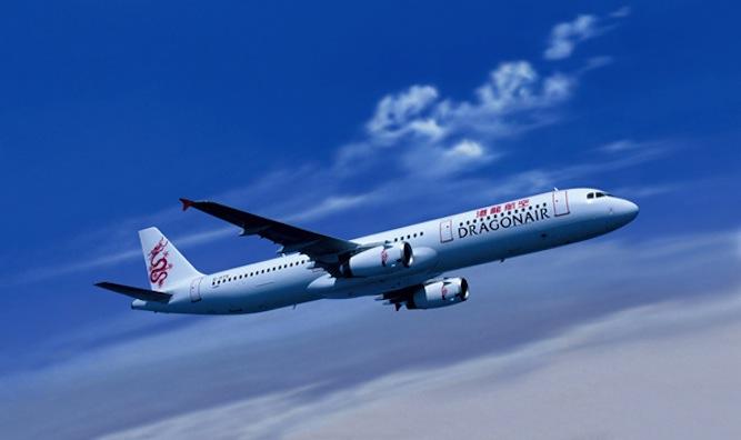 Dragonair's A321 Aircraft