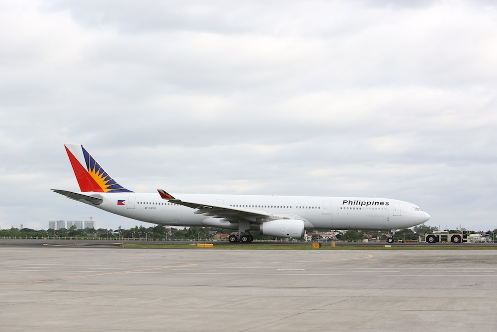 Philippine Airlines has unveiled its new A330 cabin interior.
