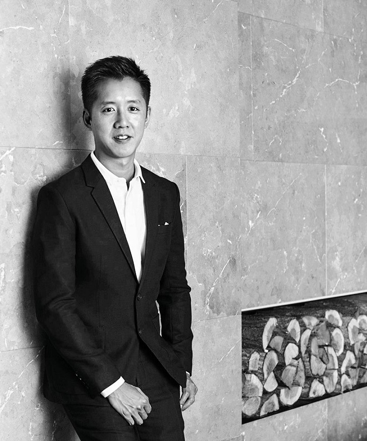 Founder of Hong Kong design studio AFSO Andre Fu.