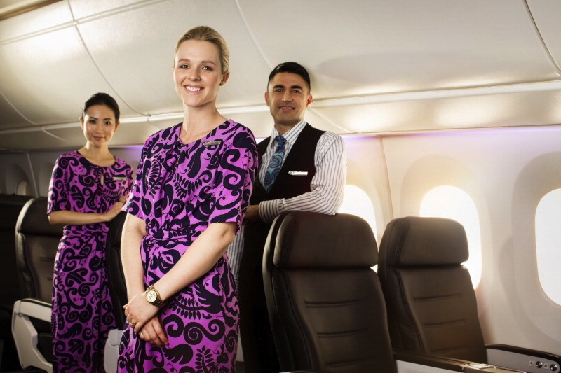 Air New Zealand passengers can access codeshare travel on Singapore Airlines' network.