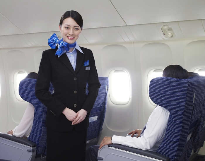 ANA Airways has not suffered a fatality since 1971, and was named one of the world's best airlines last year by Skytrax.