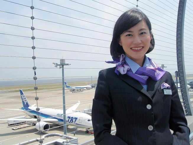 ANA is revamping its uniforms for the cabin crews and ground staff.
