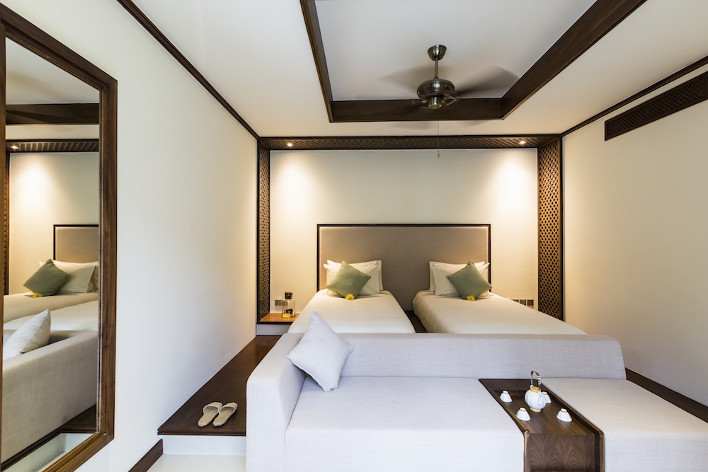 Stay in a My Mind room and enjoy a wellness journey for US$145 per night.