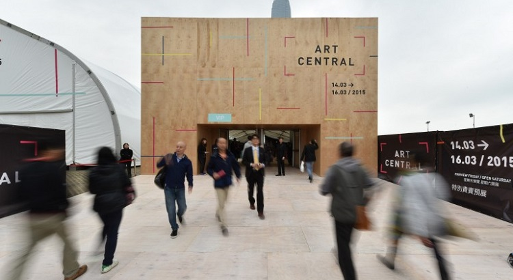 The inaugural Art Central welcomed 30,000 art collectors and visitors from Hong Kong and around the world, making it a must-see event during Hong Kong Art Week.