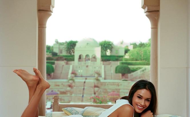 Agra's Oberoi Amarvilas