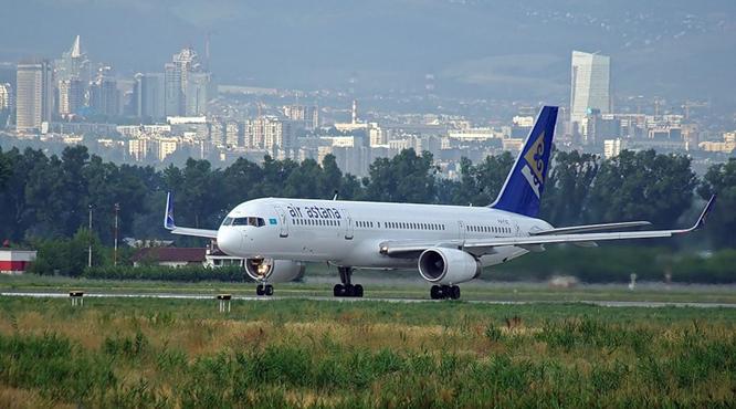 Air-Astana-Boeing-757