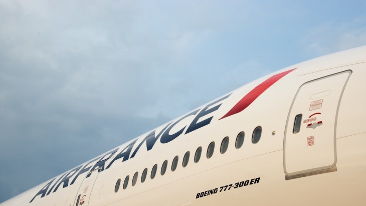 Air France serves 23 destinations in Asia.