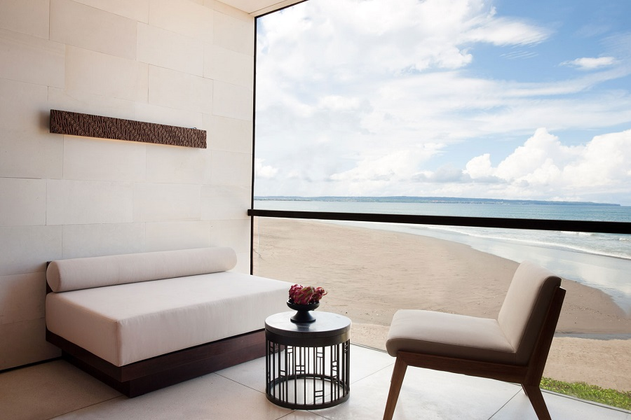Comprising 240 rooms, Alila Seminyak is located at one of Bali's most saught-after holiday neighborhoods.