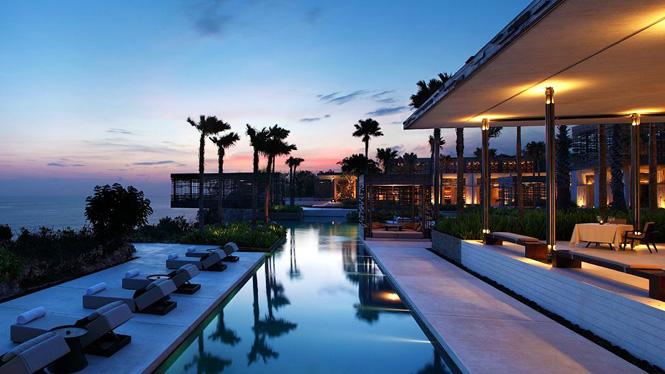 alila villas uluwatu bali indonesia destinasian. Black Bedroom Furniture Sets. Home Design Ideas