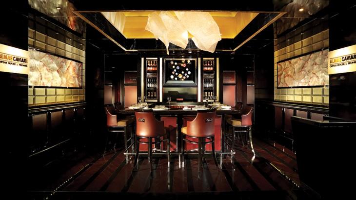 Almas Caviar Bar