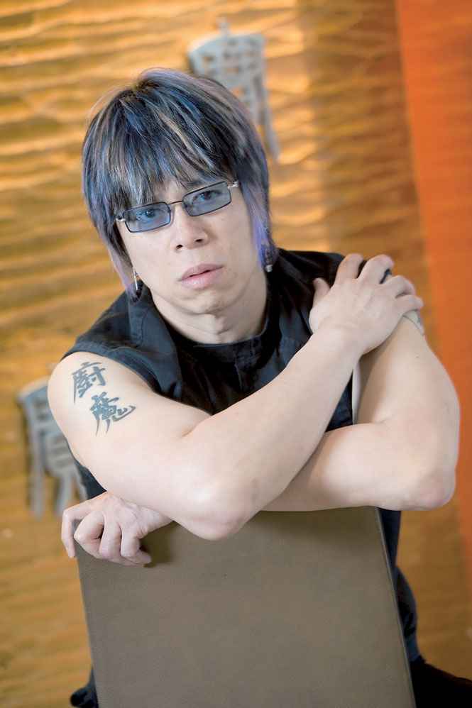 Alvin Leung's Bo Innovation earned two Michelin stars.