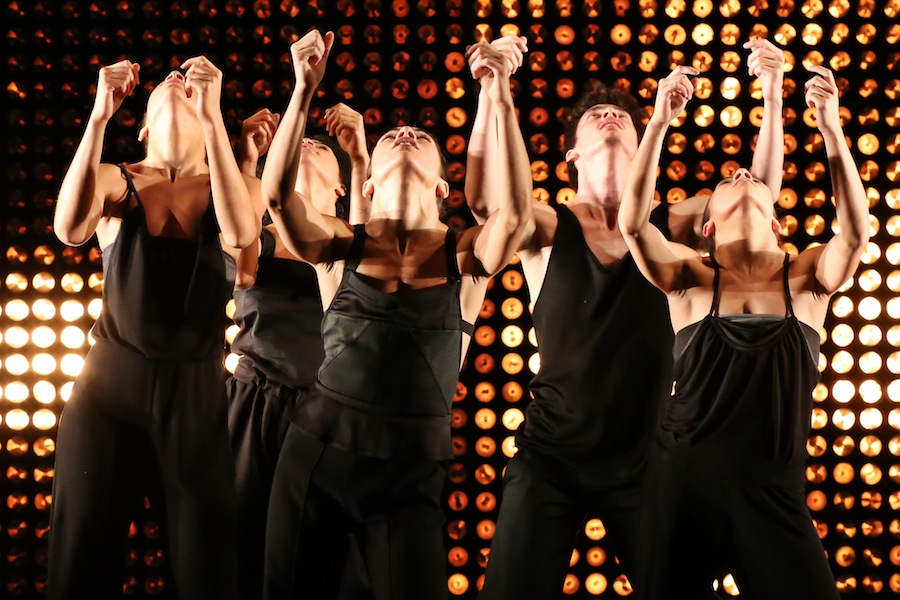 Award-winning drum and dance performance from Australia 'Am I' is one of this year's highlight shows.