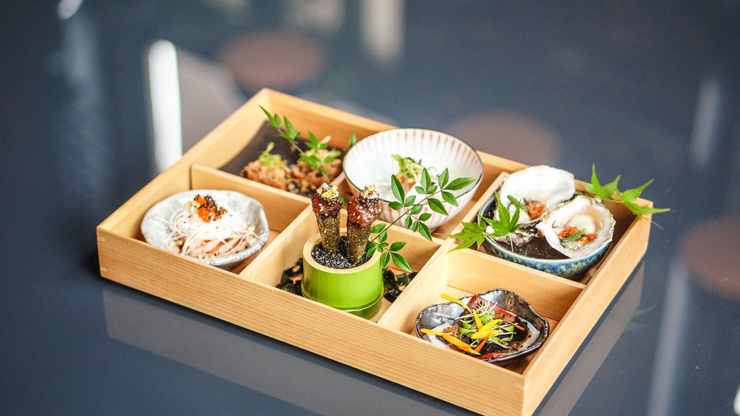 Taiko dishes up contemporary Asian cuisine.