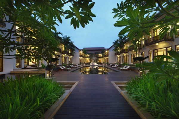 The McDermott Gallery is the latest addition to the Anantara Angkor Resort and Spa.