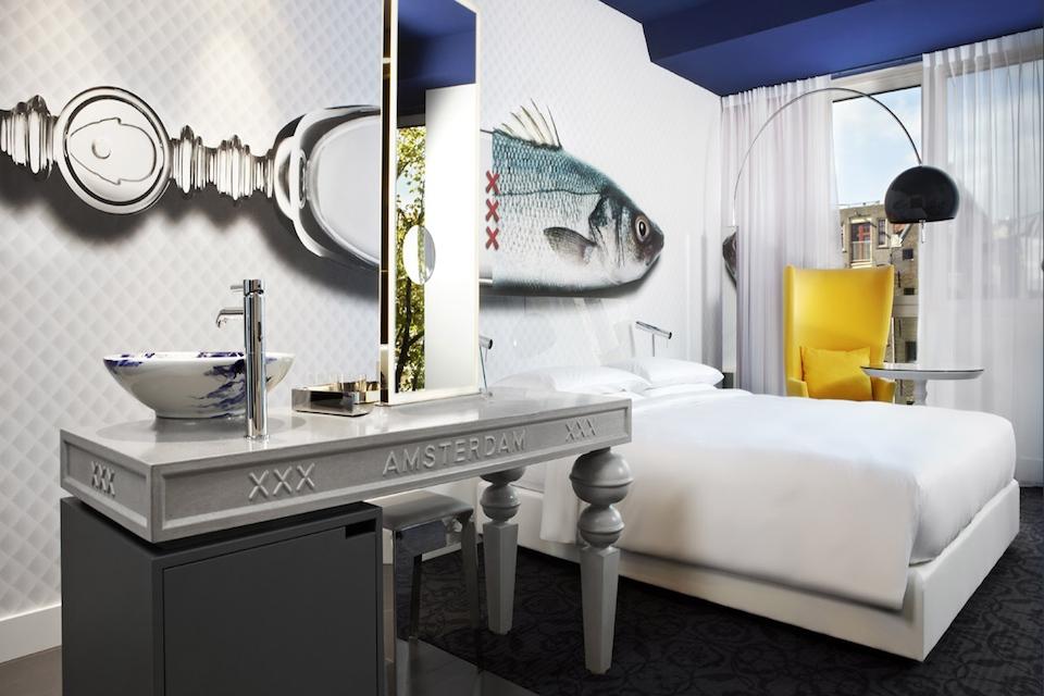 1. Andaz Hotels by Hyatt