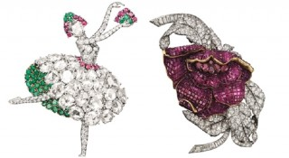 Van Cleef & Arpels' 'Ballerina and Fairies' and 'Icons' Collections