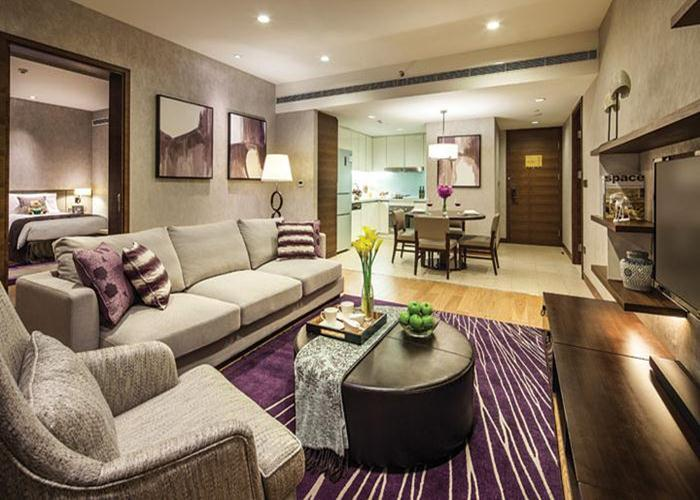 Ascott The Residence has serviced apartments in 10 countries in Asia, the Middle East, and Europe.