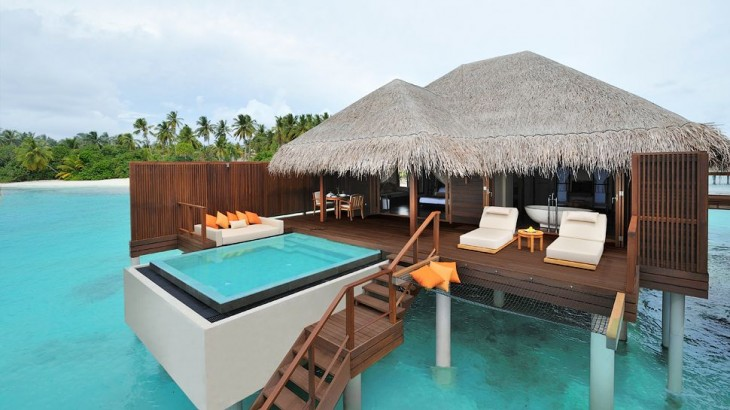 Ayada resort-Ocean-Villa maldives