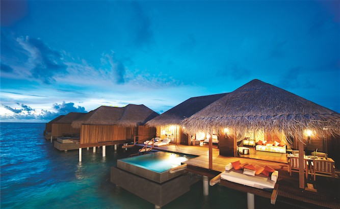 Maldives resorts: Ayada Ocean Suite