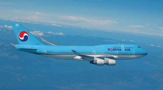 Starting March 29, the Seoul Incheon−Rome service will utilize a B747-400.