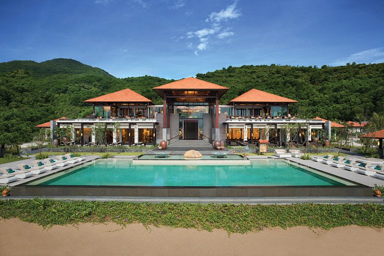 The resort is Banyan Tree's first property in Vietnam.