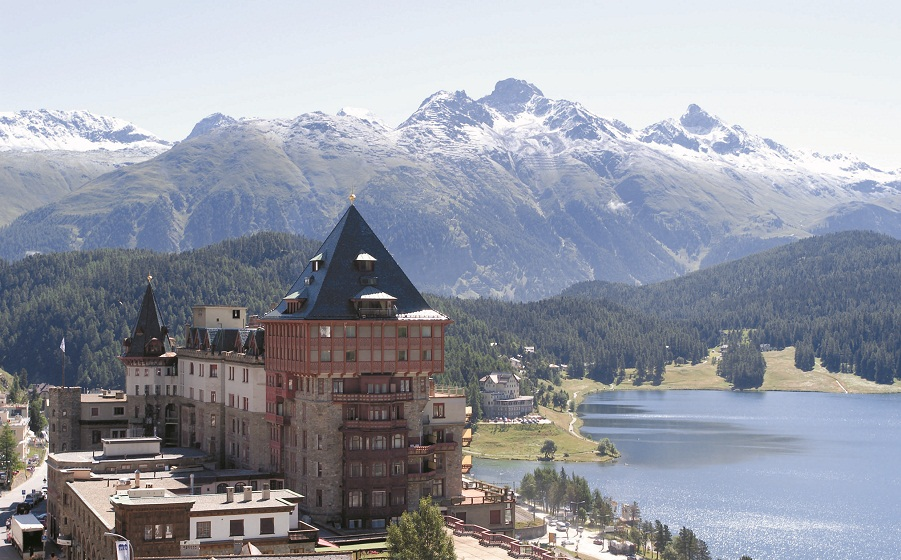 The luxury hotel has hosted some of the most legendary artists and dignitaries since it opened in 1896.