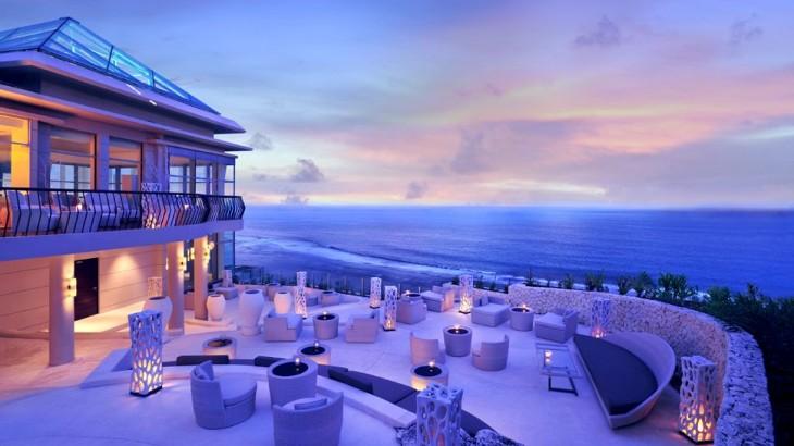 Bali resorts Banyan Tree Ungasan Ju Ma Na restaurant
