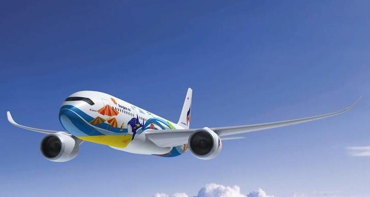 Bangkok Airways A350