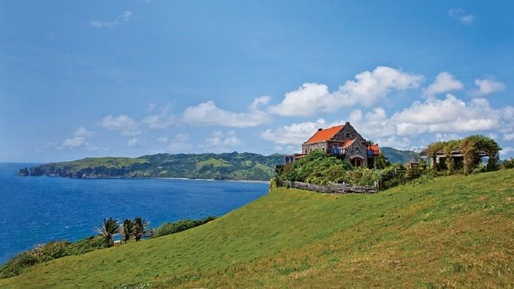 The Fundacion Pacita Batanes Nature Lodge.