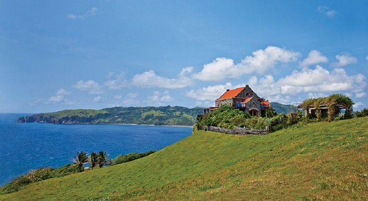 The Fundacion Pacita Batanes Nature Lodge.