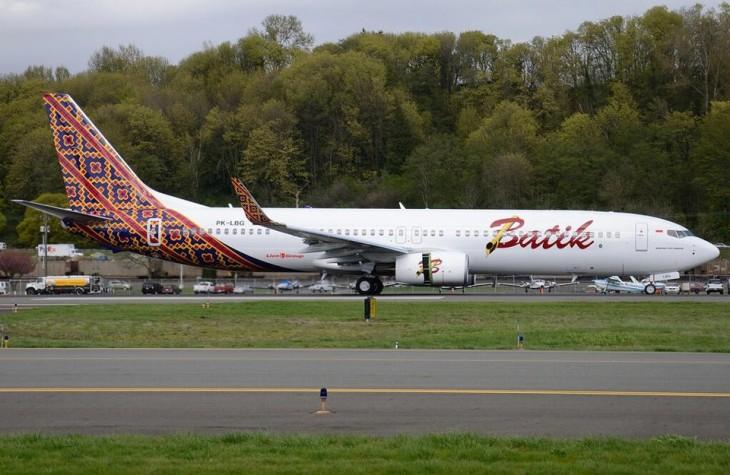 Batik Air's regional expansion plan sets its sight on Australia and China.
