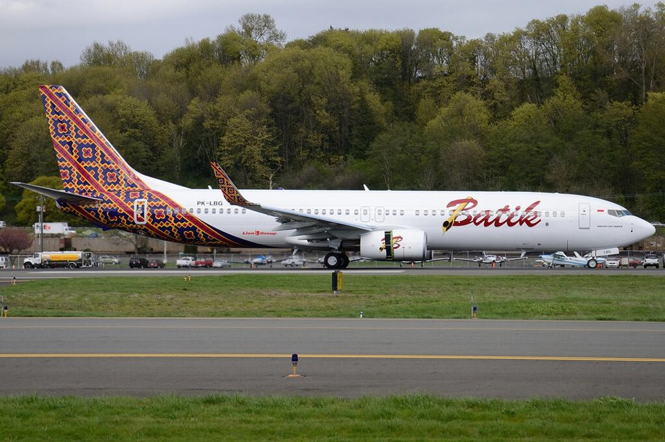 Batik Air's regional expansion plan sets its sight on Australia and China.