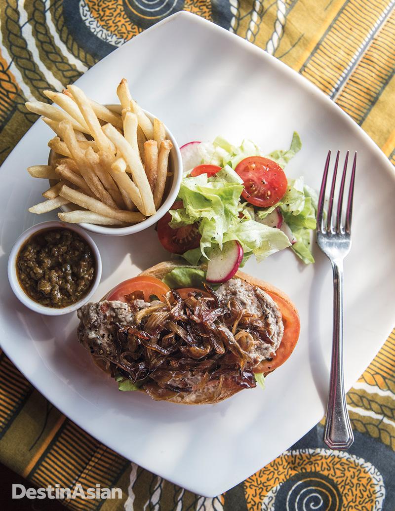 Lunch at the Anantara Bazaruto Island Resort